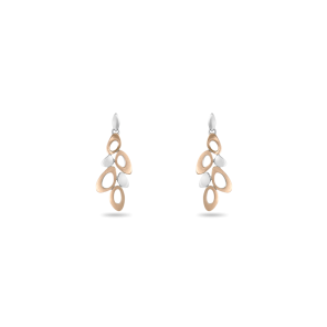 Earring,Sterling Silver