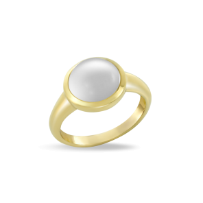 Ring,Sterling Silver,Moonstone