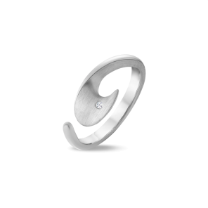 Ring,Sterling Silver ,Diamond